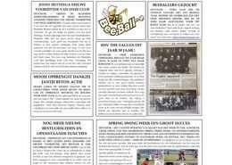 Courant HSV Eagles 3de editie 2019